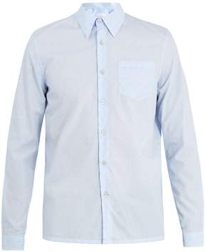Prada Straight-fit cotton shirt