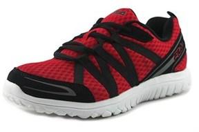 Fila Flyver Round Toe Synthetic Running Shoe.