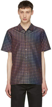 Paul Smith Purple Gingham Shirt