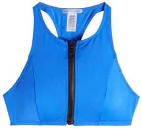 Onia Zipped Bikini Top