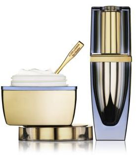 Estee Lauder Re-Nutriv Re-Creation Face Creme and Night Serum