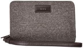 Tumi Belden French Purse Wallet Handbags