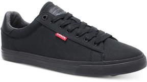 Levi's Men's Lodi Cotton Canvas Sneakers Men's Shoes