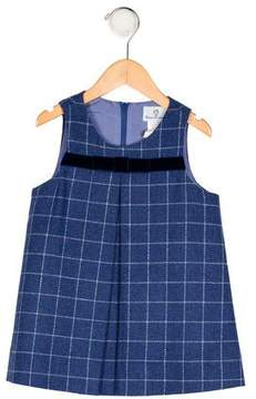 Florence Eiseman Girls' Wool-Blend Dress