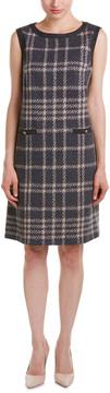 Basler Wool-Blend Shift Dress