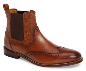 Stacy Adams Men's Madison Ii Wingtip Chelsea Boot