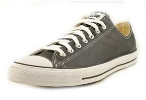 Converse Chuck Taylor Lthr Ox Men US 6 Black Sneakers UK 6 EU 39