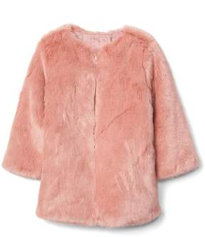 Gap Faux-fur jacket