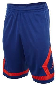 Nike Jordan Men's Dri-Fit Flight Diamond Basketball Shorts-Cool Grey