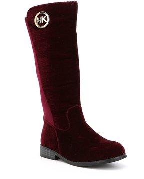 MICHAEL Michael Kors Girls Emma Lily Boots