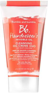 Bumble and Bumble Hairdresser's Invisible Oil Cleansing Oil-Crème Duo