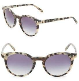 Bobbi Brown 50mm Cabel Round Sunglasses