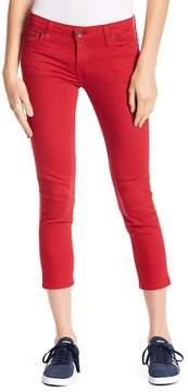 Big Star Alex Cropped Mid Rise Skinny Jeans
