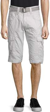 ProjekRaw PROJEK RAW Men's Classic Cotton Cargo Shorts