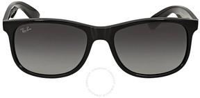 Ray-Ban Andy Grey Gradient Sunglasses