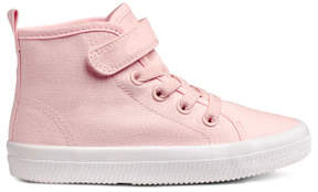 H&M Hi-top trainers - Pink