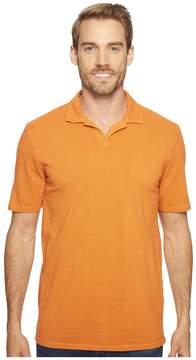 Mod-o-doc Pescadero Short Sleeve Johnny Collar Polo Men's Short Sleeve Knit
