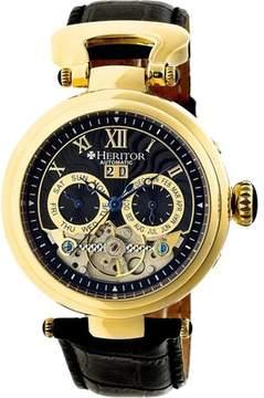 Heritor Automatic HR3304 Ganzi Watch (Men's)