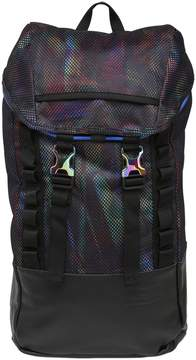 Bust Iridescent & Mesh Backpack