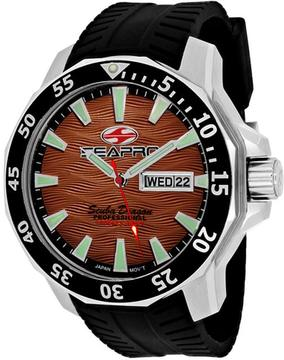 Seapro Scuba Dragon Diver Limited Edition 1000 Meters SP8315 Men's Watch