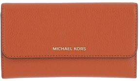 MICHAEL Michael Kors Wallets - RUST - STYLE