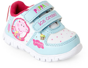 Peppa Pig Toddler Girls) Ice Cream Time Light-Up Sneakers