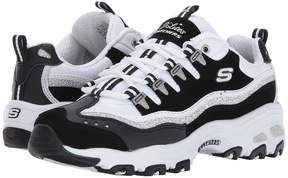 Skechers D'Lites - New Retro Women's Shoes