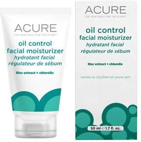 Acure Organics Oil Mattifying Facial Moisturizer