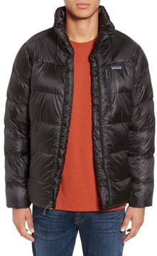 Patagonia Men's Fitz Roy Water Repellent 800-Fill-Power Down Parka