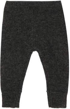 Caramel Berwick Merino Wool & Angora Leggings