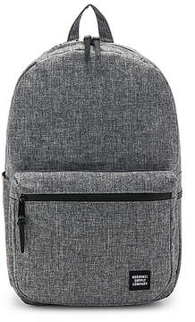 Herschel Supply Co. Harrison Backpack in Charcoal.