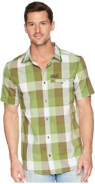 Jack Wolfskin Fairford Shirt Men's Clothing