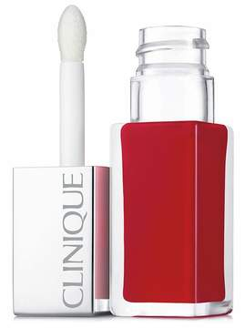 Clinique | Pop Lacquer Lip Colour + Primer | Lava pop