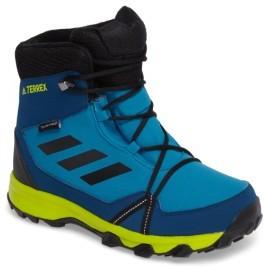 Boy's Adidas Terrex Snow Sneaker Boot