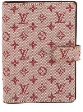Louis Vuitton Sepia Monogram Idylle Canvas Agenda PM Cover - SEPIA - STYLE