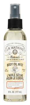 JR Watkins Body Oil Mist Coconut Milk & Honey
