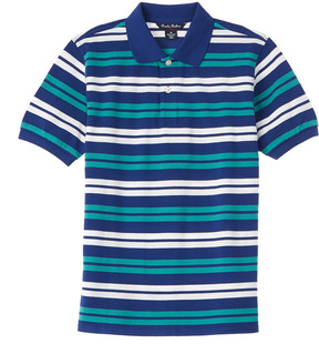 Brooks Brothers Boys' Pique Polo Shirt