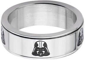 Star Wars FINE JEWELRY Stainless Steel Darth Vader Spinner Ring