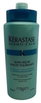 Kérastase Dermo-calm Bain Riche Haute Tolerance Sensitive Scalp & Dry Hair 34 Oz.