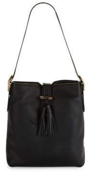Anne Klein Sofia Leather Hobo Bag
