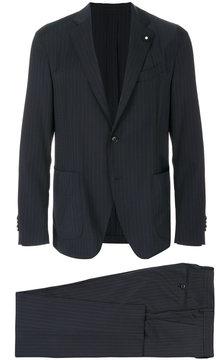 Lardini two-piece pinstriped suit