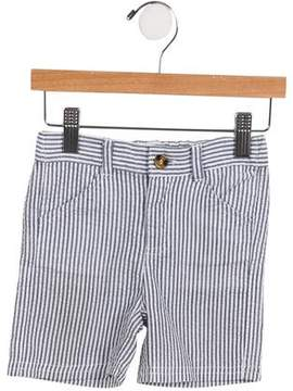 Andy & Evan Boys' Casual Striped Shorts