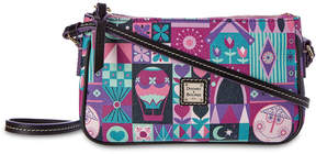 Disney ''it's a small world'' Crossbody Pouchette by Dooney & Bourke