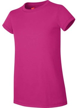 Hanes Girls' Short Sleeve T-shirt
