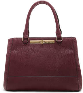 Enzo Angiolini Madeira Structured Satchel