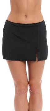 Fit 4 U Fit4U Swimwear Swim Skirt with Slit Bottom 8113526