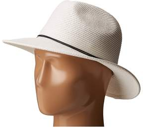 Scala Paper Braid Safari with Metal Safari Hats