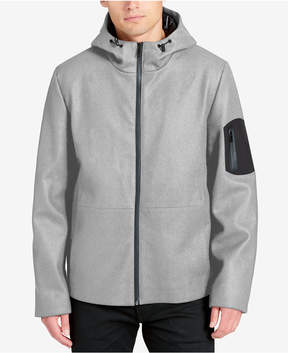 DKNY Men's Performance Hoody Coat