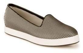 Giorgio Armani Bianco Monochrome Sneakers