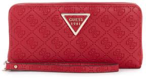GUESS Kamryn Quattro G Zip-Around Wallet